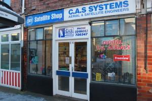 Our Shop Front